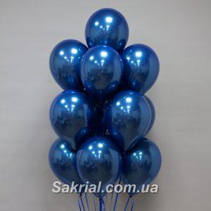 Гелиевые шары Navy blue
