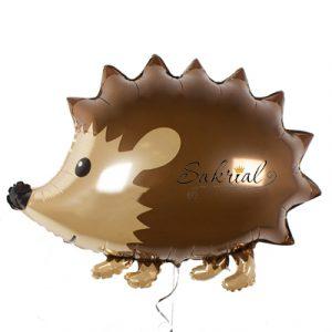Фольгированный шар ёжик