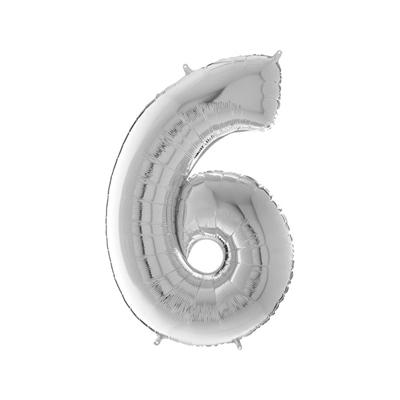 Шарик фольгированная цифра 5 заказать на оболони