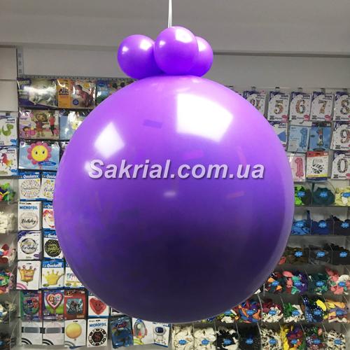Купить Шар сюрприз (Лавандовый) в Киеве