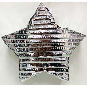 Пиньята Silver Star (Серебряная звезда) купить в Киеве на Оболони