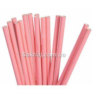 Розовые коктейльные трубочки купить в киеве