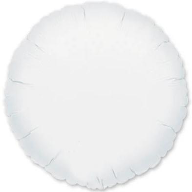 Шарик Круг «Белый»