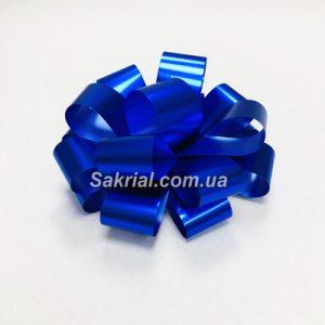 Купить Синий бант для подарков в Киеве