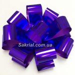 Фиолетовый бант для подарка 25см купить в Киеве