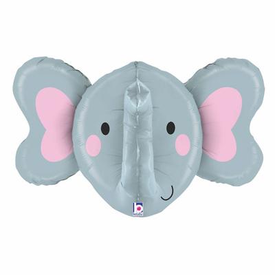 Шарик Голова слоненка 3D купить в киеве