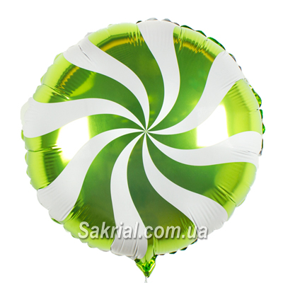 Шарик Леденец зеленый купить в Киеве