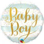 Шарик Baby малыш на выписку купить в Киеве