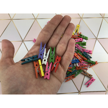 """Прищепки """"Разноцветные"""" для праздника купить в киеве"""
