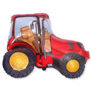 Шарик Красный трактор купить в Киеве