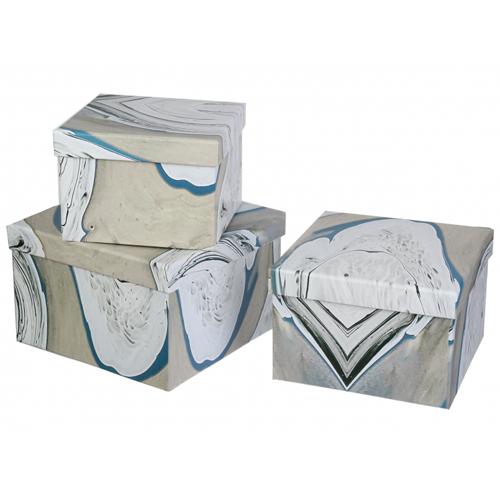 Подарочная коробка мрамор купить в Киеве