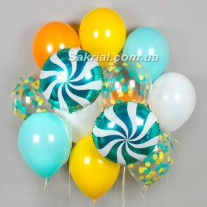 Набор шаров тиффани купить в Киеве