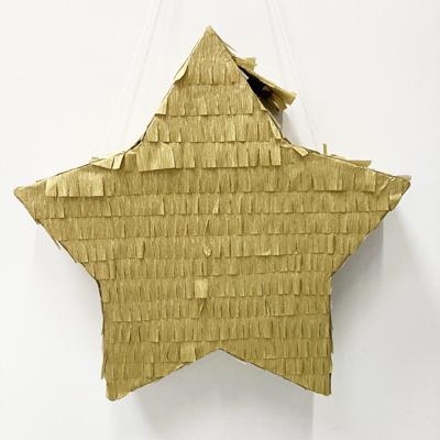 Пиньята Gold Star (Золотая звезда)