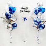 Готовое украшение Happy Birthday