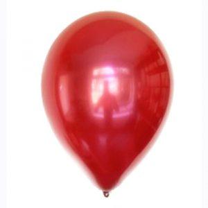 Гелиевый шар хром красный купить в Киеве