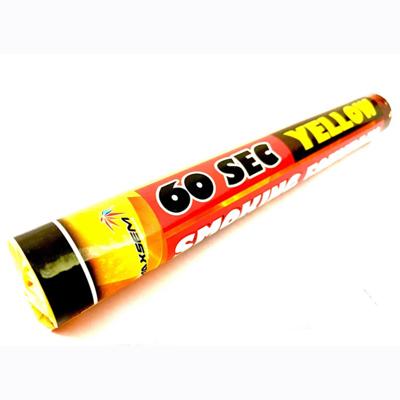 Купить Цветной дым (Желтый)