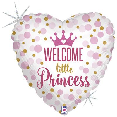 Шарик Добро пожаловать маленькая принцесса
