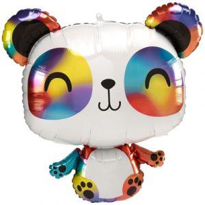 Шарик Панда цветная