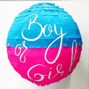 Пиньята Boy or Girl ( мальчик или девочка)