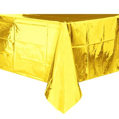 Купить Скатерть золотая на праздник